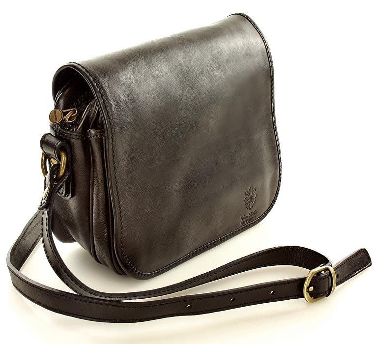 7815514ddb71b Kupić.pl - Merg - DESTINY - Włoska torebka na długim pasku MAZZINI ...